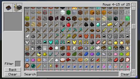 mods in minecraft list craftguide mod 1 10 2 1 9 4 for minecraft mod minecraft net
