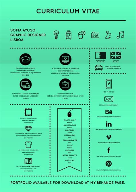 creative curriculum vitae sles 1000 images about infographic visual resumes on pinterest