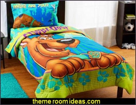 scooby doo wallpaper bedroom decorating theme bedrooms maries manor scooby doo theme