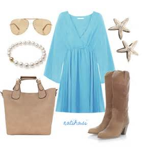super cute beach spring summer polyvore