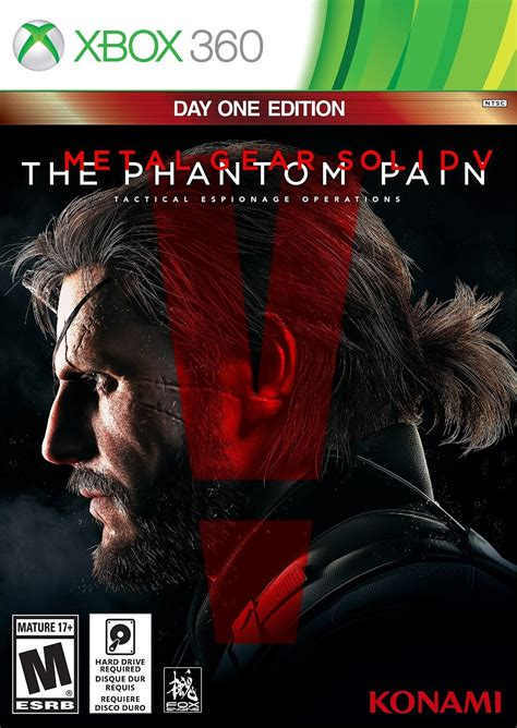 metal gear solid 5 console metal gear solid v the phantom xbox360 free