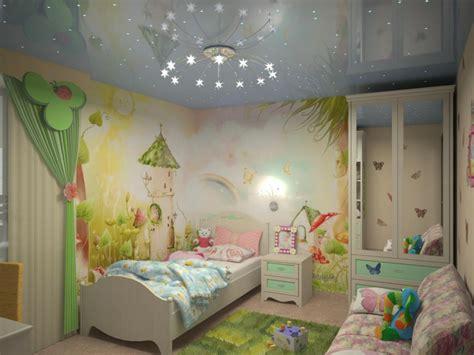 kinderzimmer bilder marchen wandbemalung im kinderzimmer 35 verspielte interieurideen