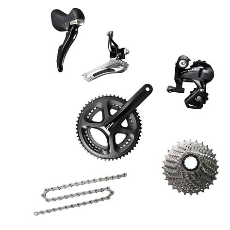 shimano 105 group set 5800 shimano 105 5800 groupset 2 11 speed with hydraulic disc
