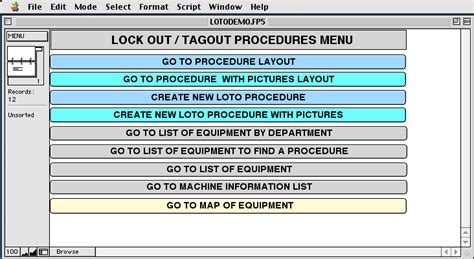 loto program template loto program template 28 images lock out tag out