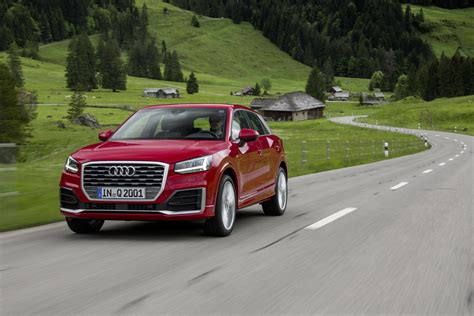 Audi Produktion by Audi Q2 Production Commences In Ingolstadt