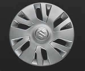 Suzuki Wheel Cover Maruti Exteriors Interiors Genuine Accessories