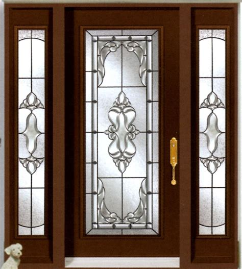 Stained Glass Door Inserts by Stained Glass Door Inserts And Wrought Iron Door Inserts
