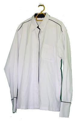 shirt  uniform design sample baju korporat lengan