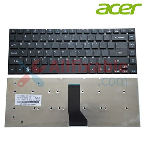 Keyboard Acer V3 471 Oem Replacement For Acer Aspire 3830 3830g 3830t 3830tg