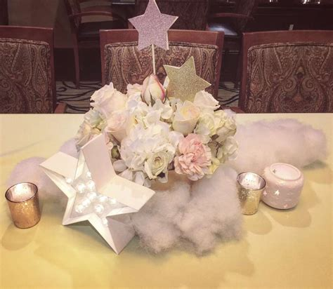 Moon And Baby Shower Ideas by Moon And Baby Shower Centerpieces Baby Shower