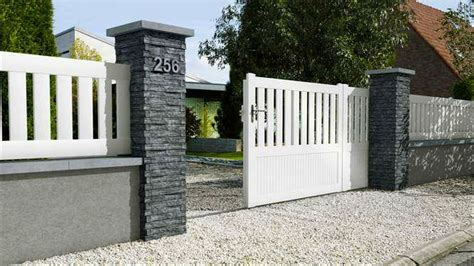 cheap  inexpensive garden fences ideas  part
