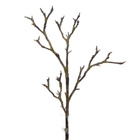 artificial magnolia branches twigs and sticks