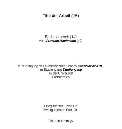 Tu Darmstadt Design Word Vorlage Datei Titelblatt Bachelorarbeit Jpg