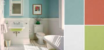 Painting Ideas For Bathrooms by Bathroom Color Ideas Palette And Paint Schemes Home
