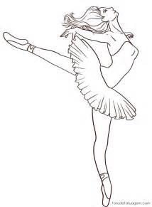 desenho 2d online desenhos para tatuagem de bailarina foto de tatuagem