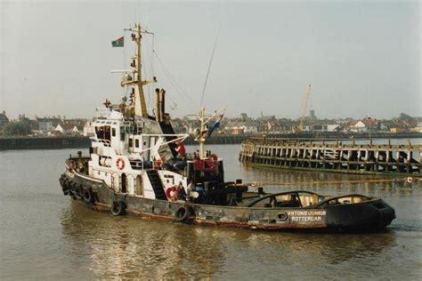 antonie junior 2713053 motorsleepboot binnenvaart eu - Sleepboot Antonie Junior