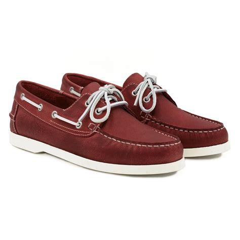 chaussures bateau homme cuir jules jenn