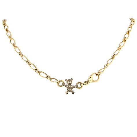 pomellato orsetto pomellato orsetto necklace 352757 collector square