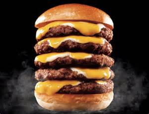 Can anyone really eat this insane five patty japanese cheeseburger