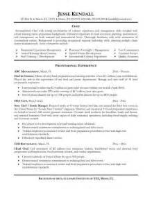careers plus resumes culinary skills list resume resume sles career