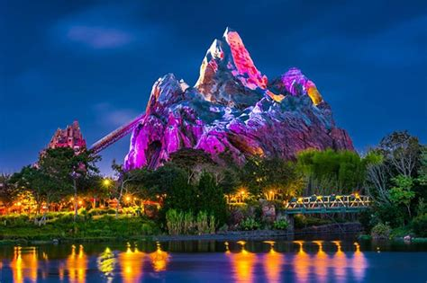 The Combination Of Colors by Expedition Everest The Legend Of A Forbidden Mountain