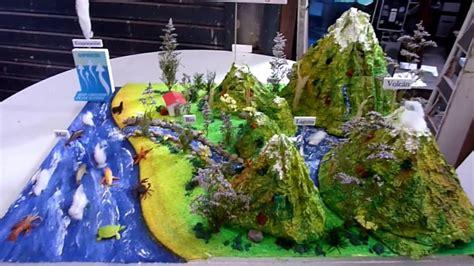 maqueta sobre el agua para alumno de 3 grado maqueta el ciclo del agua 2 youtube