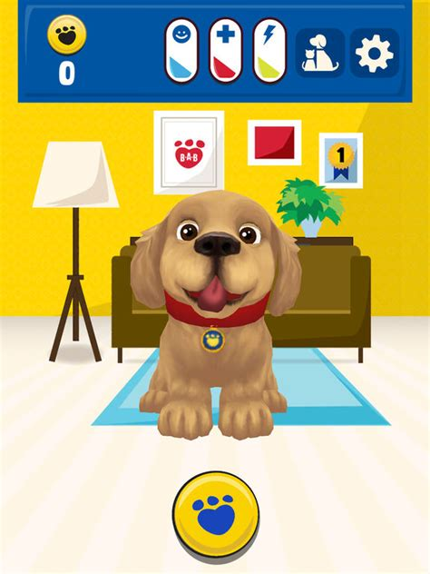build a bear bathroom game app shopper promise pets by build a bear a virtual pet game games