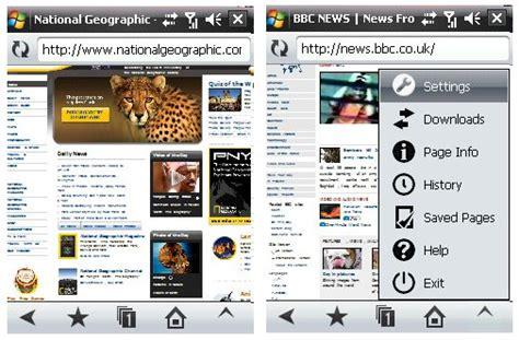 opera mobile 9 przełomowa opera mobile 9 51 interaktywnie
