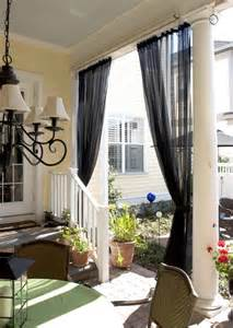 Balcony Bamboo Blinds Closing In A Front Porch Ideas Outdoortheme Com