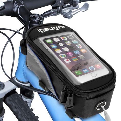 E Bike U Tube bike bicyle front top tube pannier bike frame storage bag