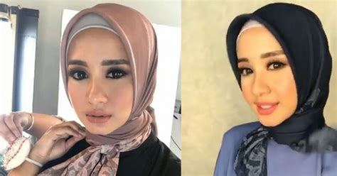 tutorial hijab paris ala bella tutorial hijab segiempat stylish ala laudya cynthia bella