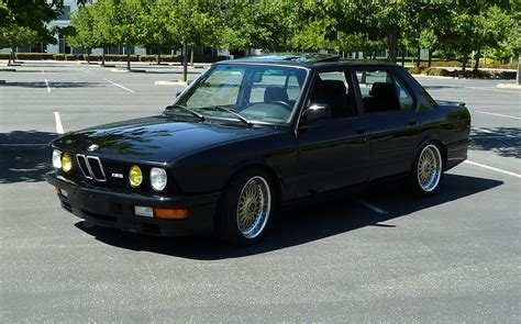 1988 Bmw M5 For Sale by For Sale 1988 Bmw M5 With S54 Engine Pictures