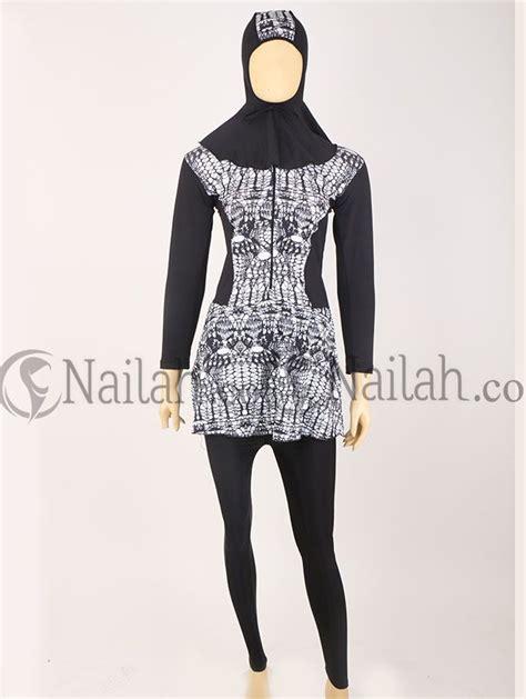 Baju Murah 627 baju renang muslimah afifa harga rp 189 000 yang terbuat