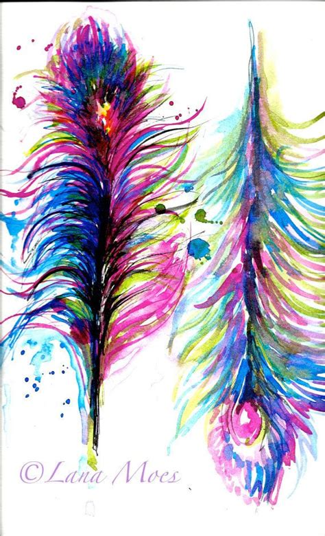 watercolor tattoo quill 35 best quill images on feather tat