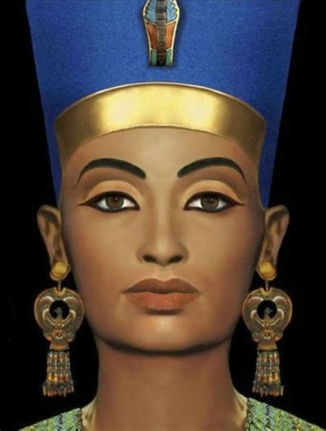 imagenes de faraonas egipcias news dumper beauty queen nefertiti myth or reality