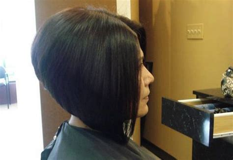 a line bob stacked hairstyles pictures front and back a line bob stacked 2014 google search hair pinterest