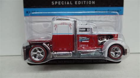 Hw Convoy Custom Hotwheels Miniatur Diecast 1 14 best wheels convoy custom images on