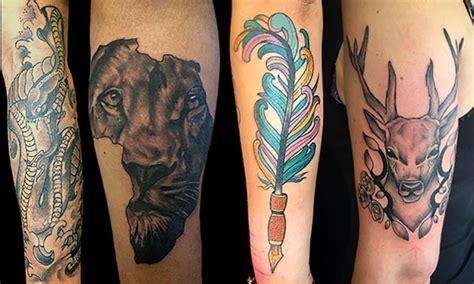 tattoo removal wellington 45 minute tattoo session taupou tatau groupon