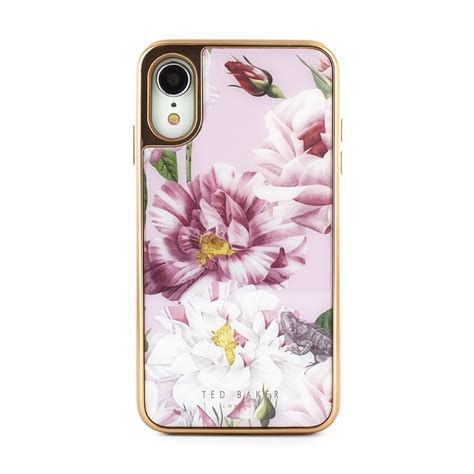 ted baker premium tempered glass case  iphone xr