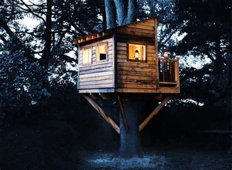 backyard treehouse 33 simple and modern kids tree house designs freshnist