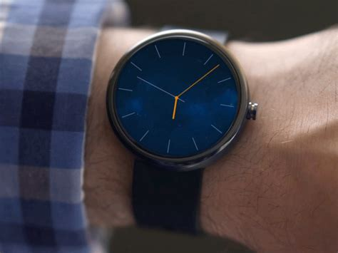 android wearable android wear app concepts demonstrate excitement for the moto 360
