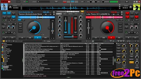 dj software free download full version for pc latest version virtual dj 7 06 pro crack