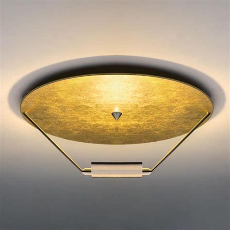 deckenleuchte gold catellani smith disco deckenleuchte dso reuter