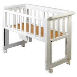 buy troll bedside crib white preciouslittleone