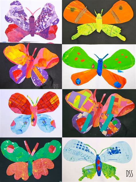 Butterfly Construction Paper Craft - 17 best images about butterfly arts and crafts for on