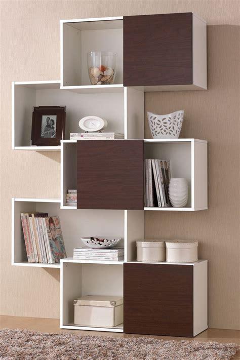 Harriette White Brown Door Bookshelf On Hautelook 249   harriette white brown door bookshelf on hautelook 249