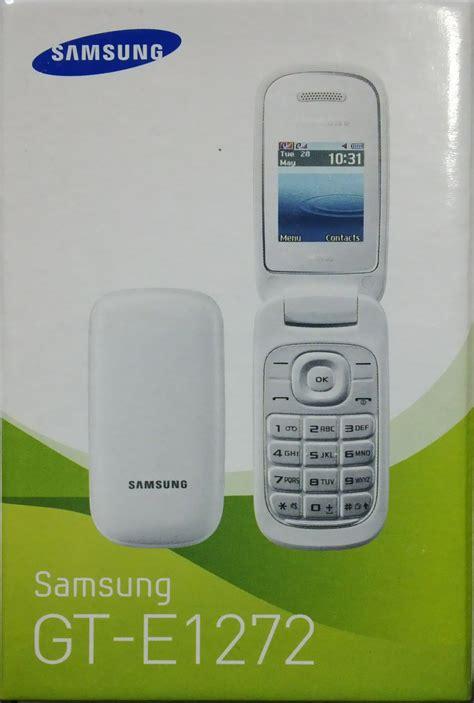 Harga Samsung Flip jual samsung gt e1272 flip duos white davine mobile