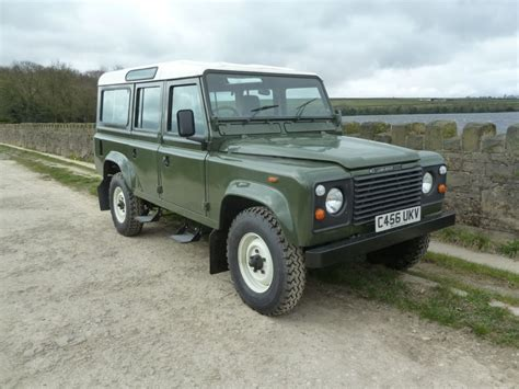land rover 1985 1985 land rover 110 station wagon 5 door suitable for