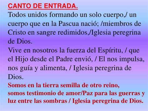 s 205 es posible iglesia pueblo de dios la santisima trinidad ciclo b d 237 a 3 de junio del 2012