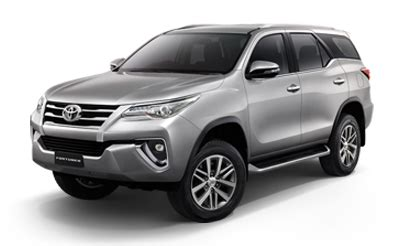 Fortuner Af 59 specifications fortuner toyota motor thailand